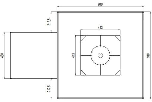 pro910 masterchef dimensions3